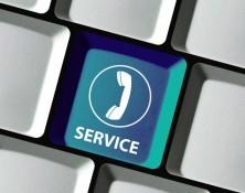 Servicenummern